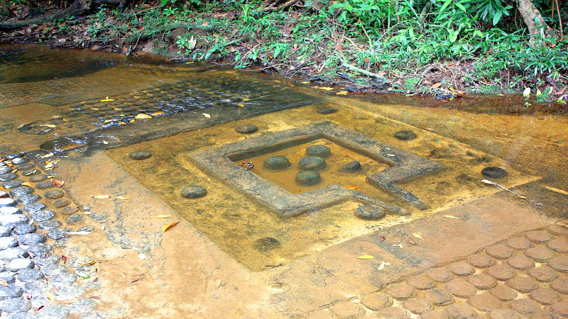 Kbal Spean Carvings