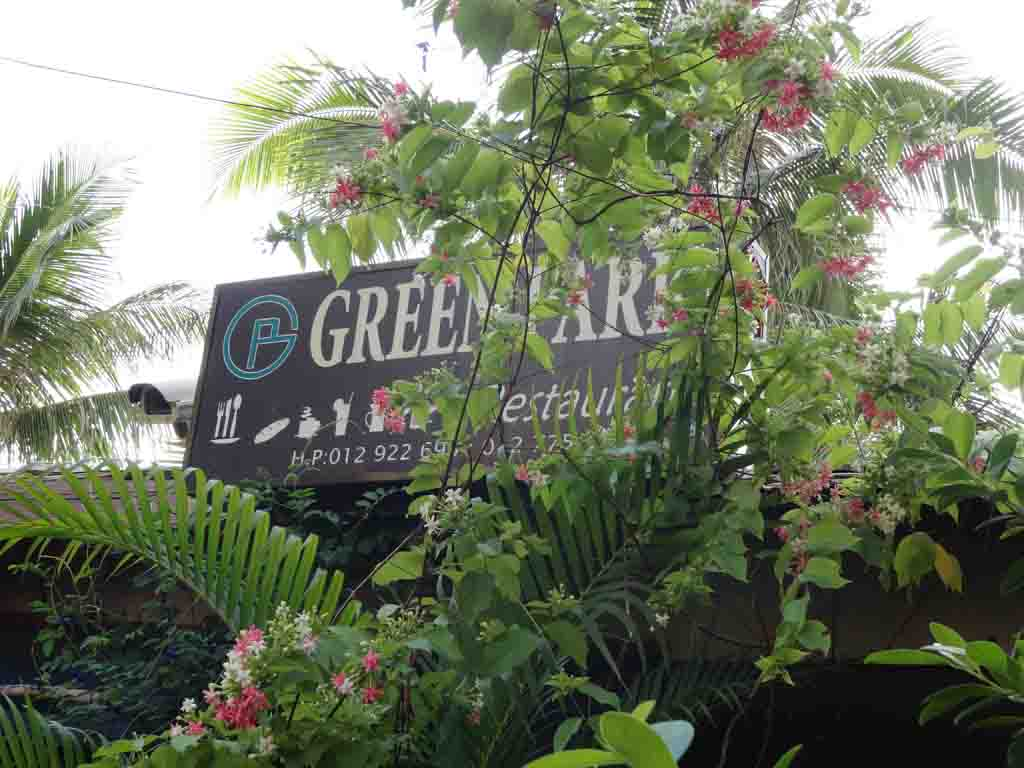 Green Park Guesthouse Banner
