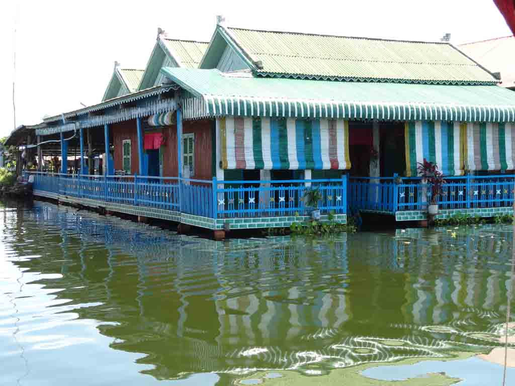 Green Park Guesthouse Floating Villages
